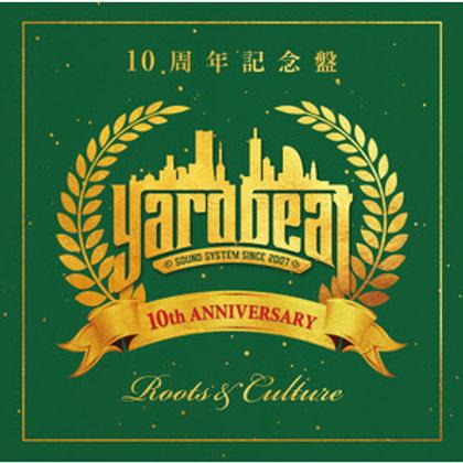 《 ラスト1点!! 》YARD BEAT【 10周年記念ベスト盤ダブミックス -ROOTS & CULTURE- 】