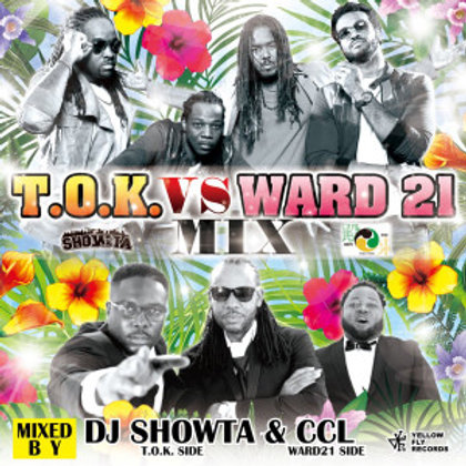 Mixed by DJ SHOWTA & CCL【 VS Mix vol.3 -T.O.K. vs WARD 21- 】Yellow Fly Records