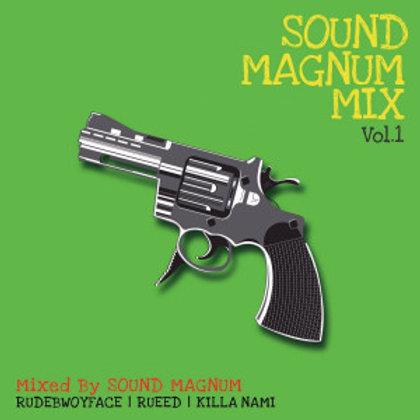 SOUND MAGNUM【 SOUND MAGNUM MIX vol.01 】