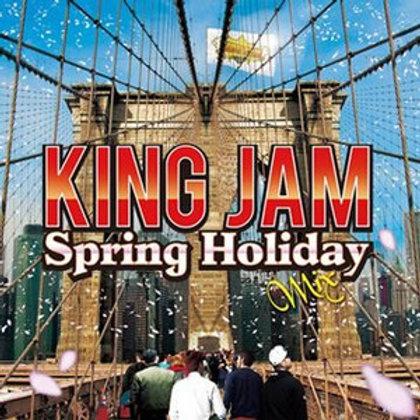 KING JAM 【 Spring Holiday Mix 】( 2015.4.2 )