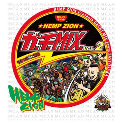 HEMP ZION【 ガチMIX vol.2 】