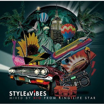 RIO fr. KING LIFE STAR 【STYLE & VIBES SECOND】