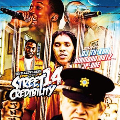 BIG BLAZE WILDERS 【STREET CREDIBILITY 14】