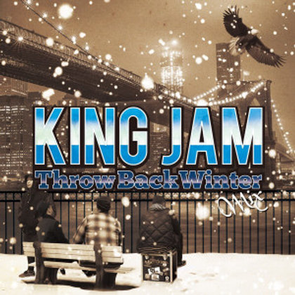 KING JAM 【 THROWBACK WINTER MIX 】
