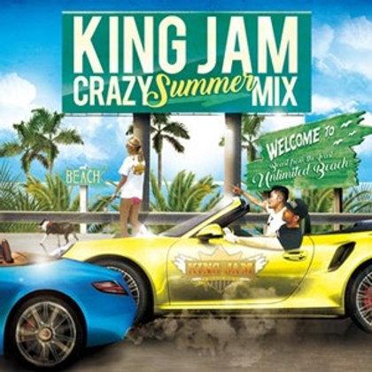 KING JAM 【 KING JAM CRAZY SUMMER MIX 】