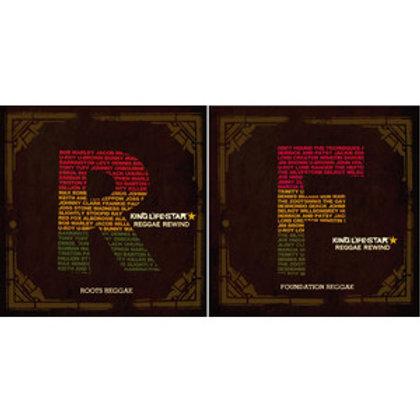 KING LIFE STAR 【 REGGAE REWIND 】 Mixed by Wataru, Mc by Rio.