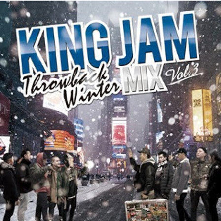 KING JAM【 THROWBACK WINTER MIX vol.3 】
