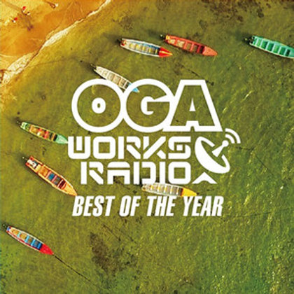 OGA fr.JAH WORKS 【 OGA WORKS RADIO MIX vol.6 -BEST OF THE YEAR- 】