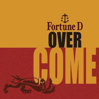 Fortune D【 OVERCOME 】未発表音源特典付き YO??MEN RECORDS