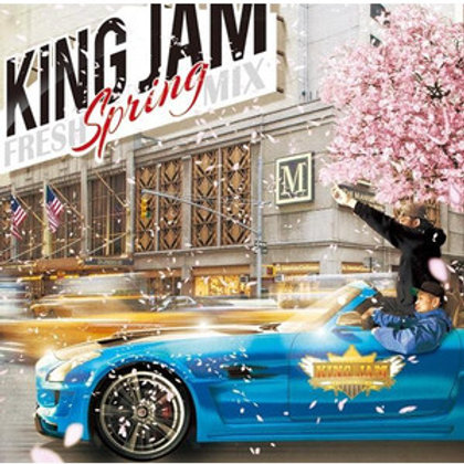 KING JAM 【 FRESH SPRING MIX 】