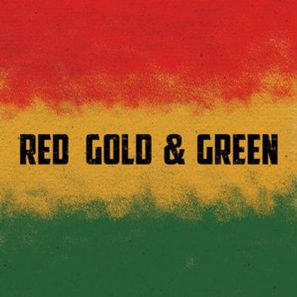 SWAG BEATZ【 RED GOLD & GREEN 】レゲエ