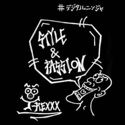 J-REXXX【 STYLE & PASSION 】