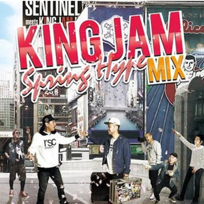 KING JAM【 SPRING HYPE MIX 】