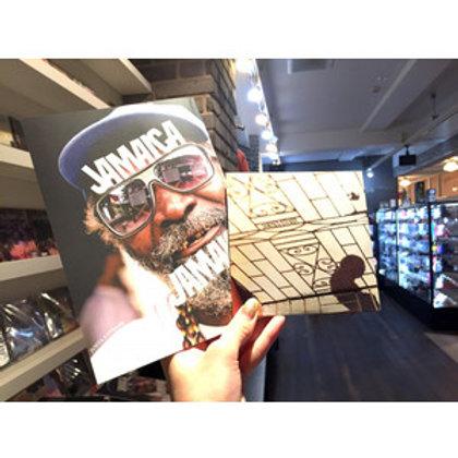 《 Photo Book + Mix CD 》JUNYA S-STEADY 【 JAMAICA JAMAICA 】