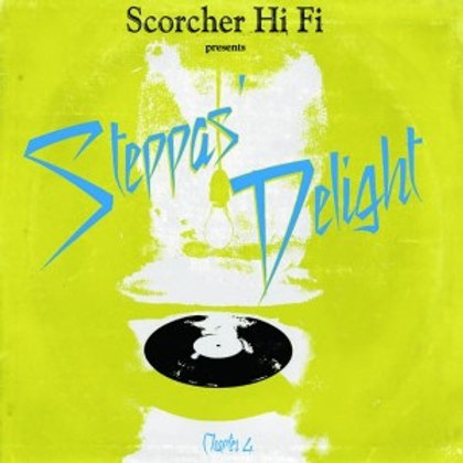 COJIE fr.SCORCHER HI-FI 【 STEPPAS DELIGHT #4 】