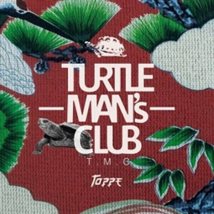 TURTLE MAN'S CLUB 【 TOPPE -JAPANESE FOUNDATION MIX- 】