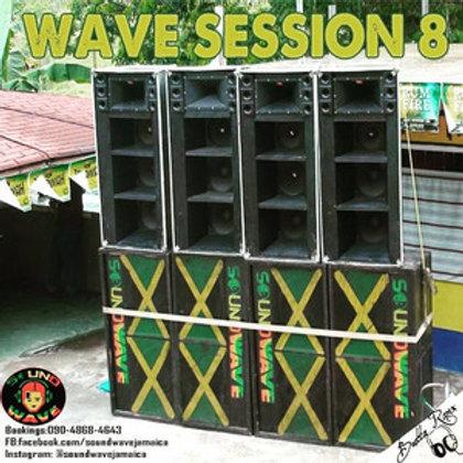 BUTTA RANX fr.SOUND WAVE JAMAICA 【WAVE SESSION 8】