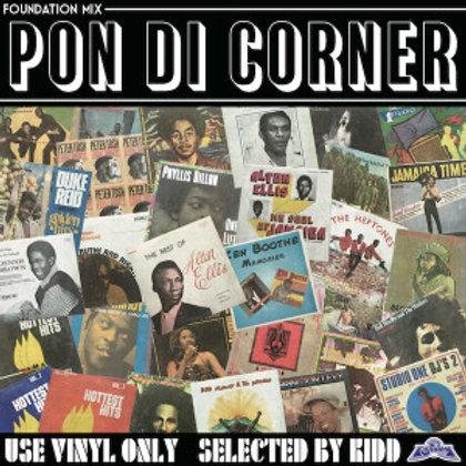 KIDD fr.FUJIYAMA SOUND 【 Pon Di Corner 】