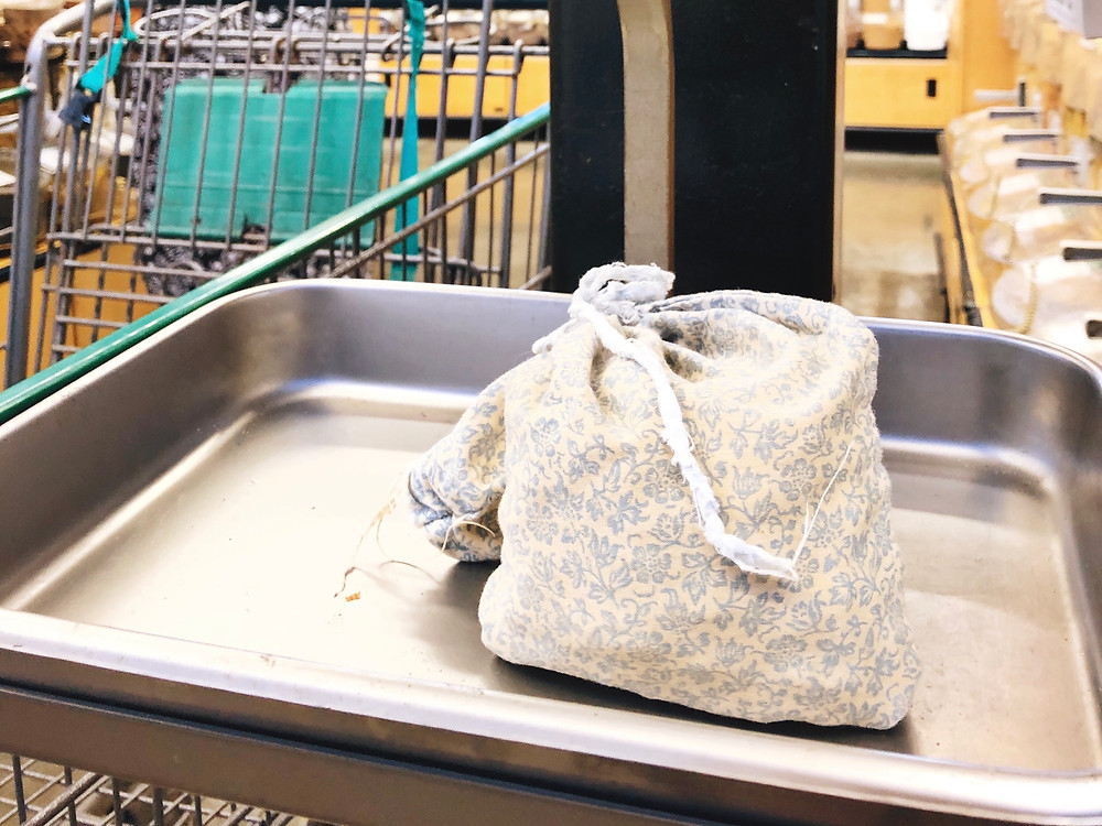 How to eliminate plastic at the grocery store.