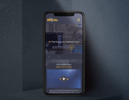 IMedis An AI Medical Detection Company