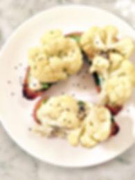Vegan Dish at Ladybird NYC