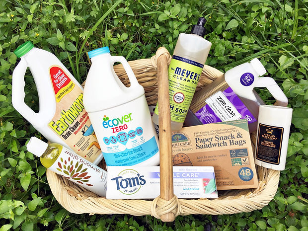 Eco Household Items from Sprouts Farmers Market