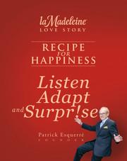 LISTEN ADAPT SURPRISE | Patrick Esquerré