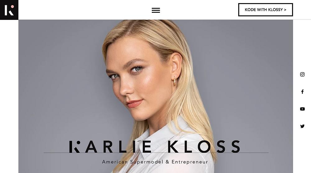 Karlie Kloss - Supermodel / Entrepreneur