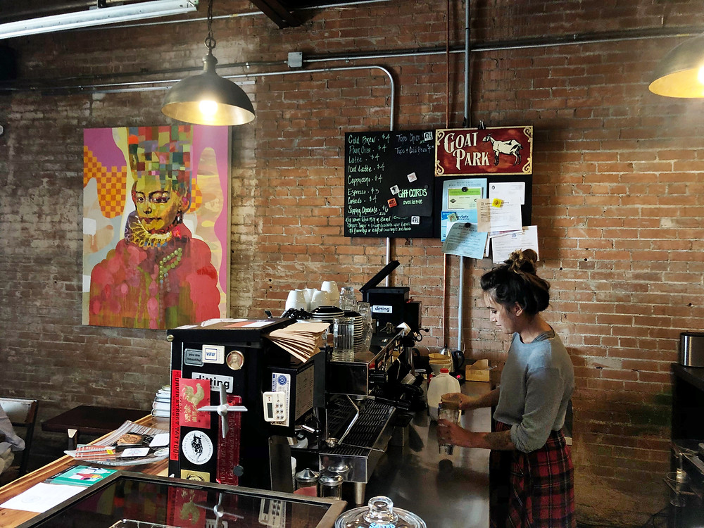 Full City Rooster Coffee near downtown Dallas