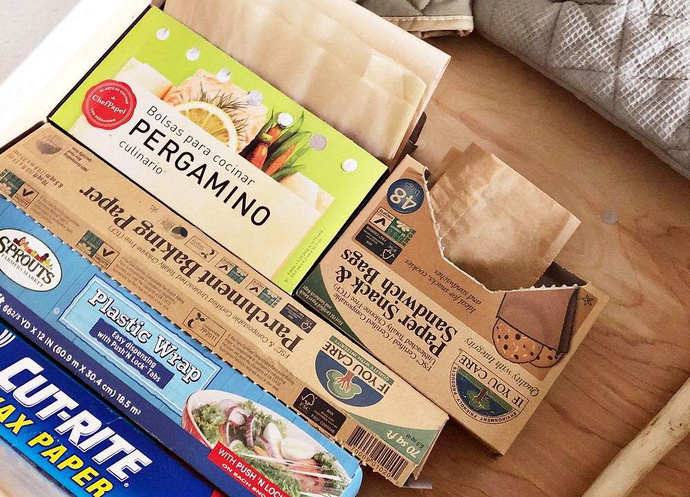 Parchment Paper for baking and food storage is an eco-friendly solution