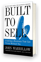 BUILT TO SELL | John Warrillow