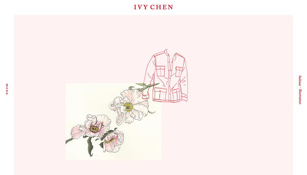 Ivy Chen - Fashion / Illustration
