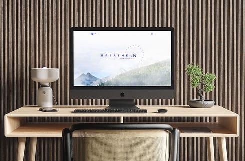 BreatheIn Technologies Website