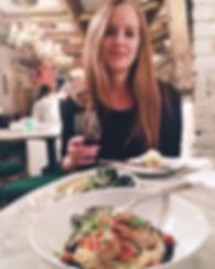 Dining at Ladybird NYC