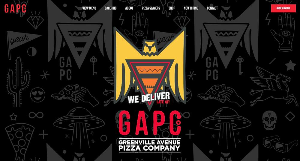 Greenville Avenue Pizza Company - Restaurant