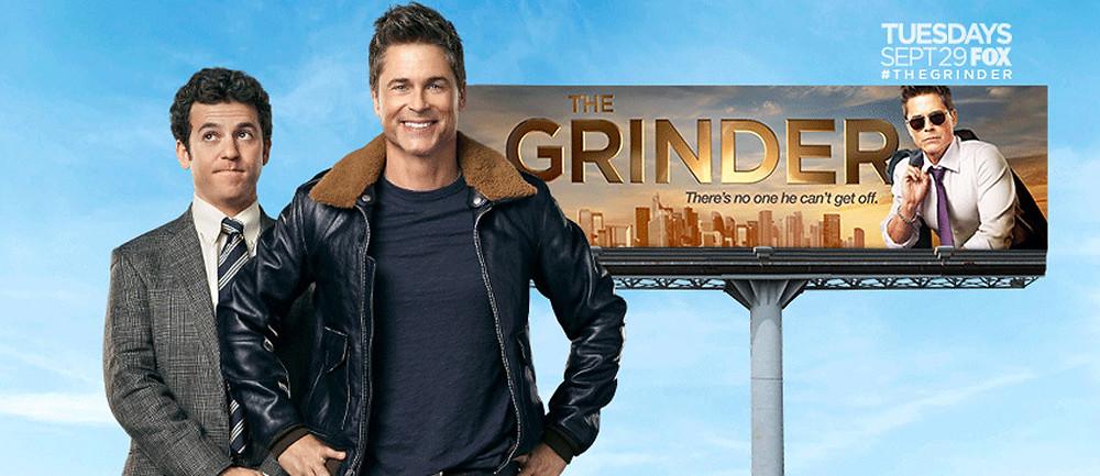 The Grinder TV Show
