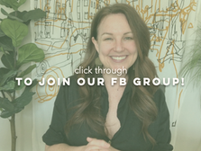 Our Hot New Private FB Group