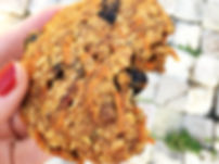 Nature's Plate Breakfast Cookie