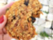 Nature's Plate Breakfast Cookie
