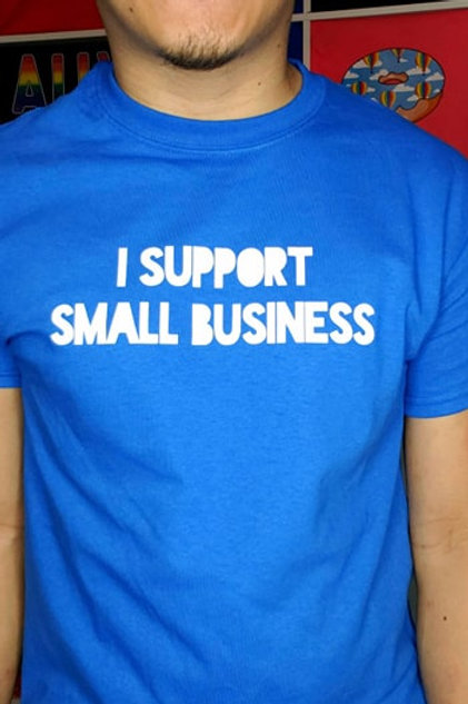 I Support Small Business
