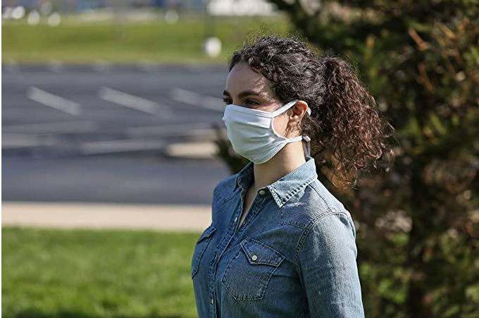 Curbside Pick Up Mask 2 for $10