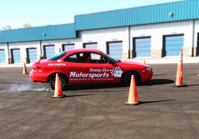 Hollywood Stunt Driver Opens Stunt School in Georgia