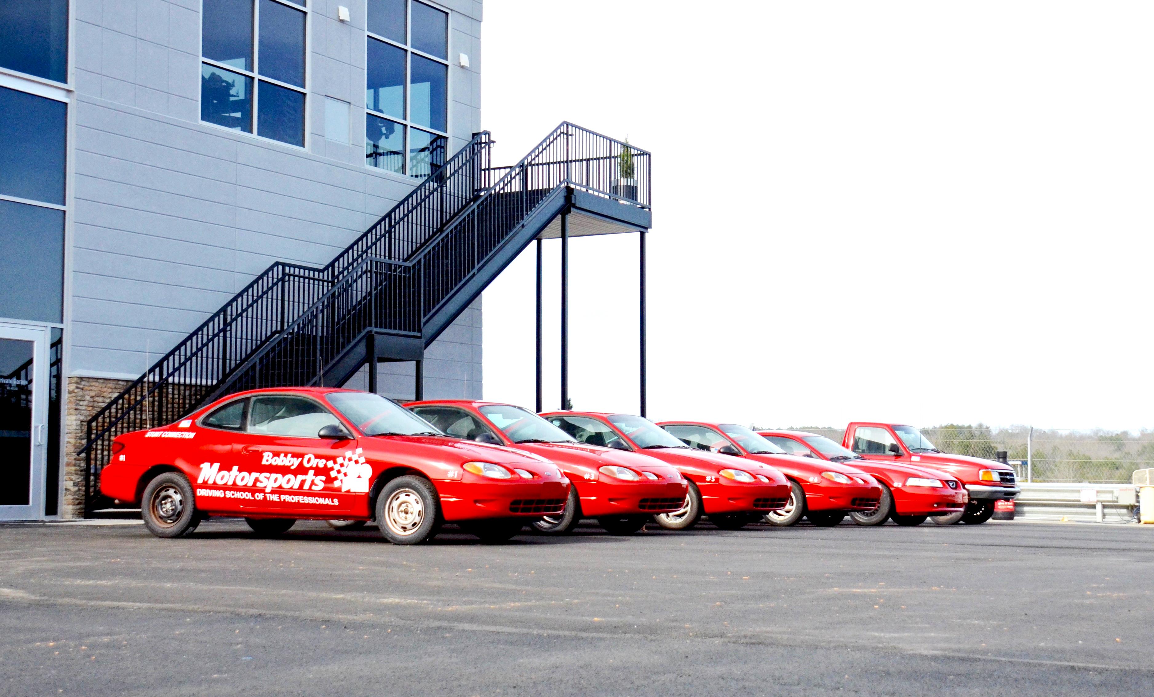 Atlanta Motorsports Park New Home Of Bobby Ore Stunt