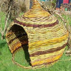 Willow Onion Hut