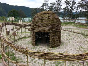 Azorean Willow Hut