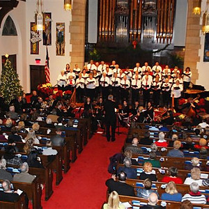 Night of the Father's Love - 2015 Christmas Cantata