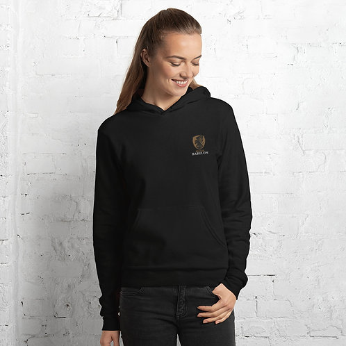 Embroidered hoodie (Unisex)