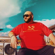 Biggie Babylon Red Shirt radio_edited.pn