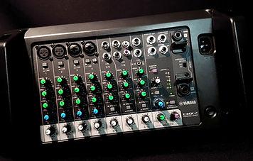 Yamaha PA Mixer