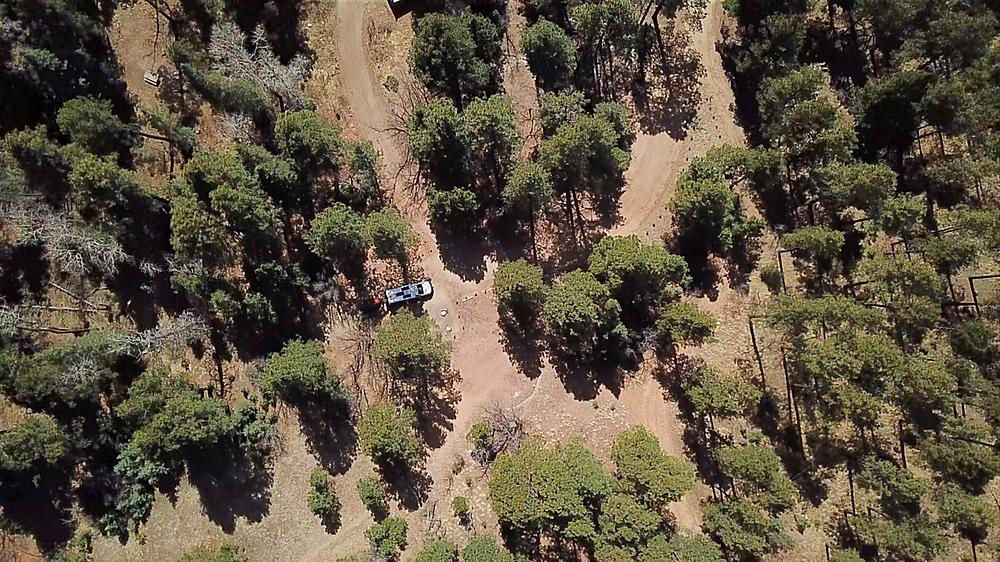 Sante Fe National Forest, El Porvenir Campground